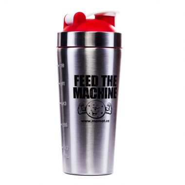 "Mama T's ""Feed the Machine"" shaker cup"